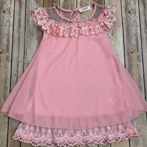 0697054e929ae8 Other - BRAND NEW beautiful pink party dress